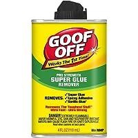 Goof Off Super Glue Remover - 4.5 oz. can