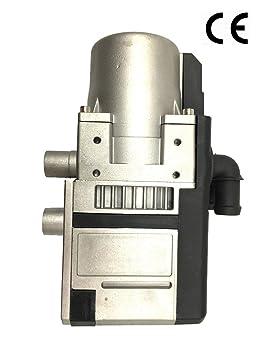 yjp-5kw 12 V líquido calentador similar a utilizar auxiliar Webasto de estacionamiento para coches