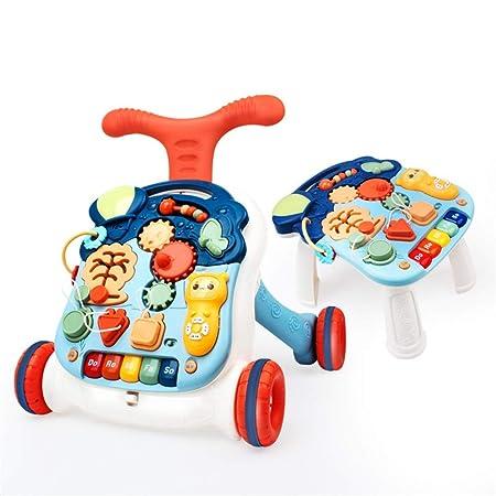 Chengzuoqing Andadores Bebé Walker Andador con el Canto ...