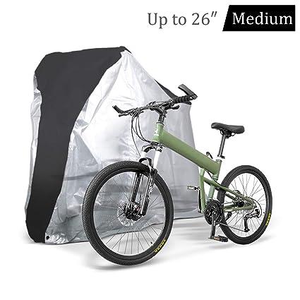Cubierta para bicicleta – al aire libre, impermeable, antipolvo, funda para rueda de