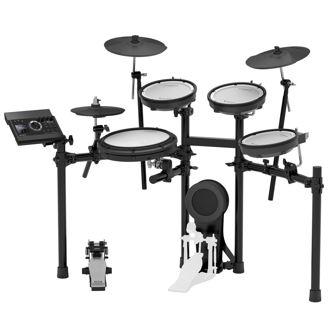 殿堂 Roland TD-17KV-S 電子ドラム TD-17KV-S Roland ローランド V-Drums Kit V-Drums B07CWBCNZ4, イチカイマチ:0488fa4d --- stafftracking.mycarebee.com
