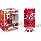 Pop Ad Icons Coca-Cola 3.75 Inch Action Figure - Coca-Cola Can Diamond Glitter #78