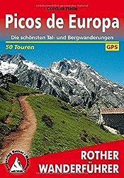 Picos de Europa: Die schönsten Tal- und Bergwanderungen. 50 Touren. Mit GPS-Daten.