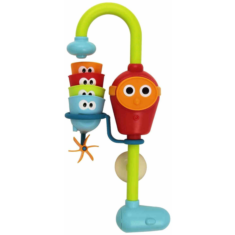 Juguete de baño| Set con grifos y Ducha y Vasitos | Juguete Bomba Ducha | Niños [ARTUROLUDWIG]