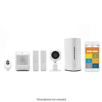 ome8 Video Security System | Sistema de Alarma inalámbrico ...
