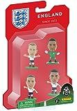 "SoccerStarz 402935 ""England EURO 4 Player Blister Pack B Featuring Harry Kane/Jack Butland/Jordan Henderson and Ross Barkley in Home Kit Figure"