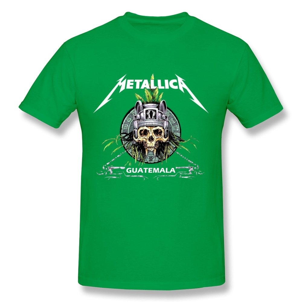 Metallica In Guatemala T Shirt 2094