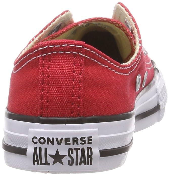 7782ddd20c Converse Kids' Chuck Taylor All Star Canvas Low Top Sneaker