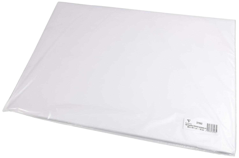 Clairefontaine 37263C Skizzenpapier (90 (90 (90 g, DIN A1, 59,4 x 84,1 cm, 125 Blatt, ideal für Künstler oder die Schule) weiß B017NEI0UW  | Bestellungen Sind Willkommen  36bde1
