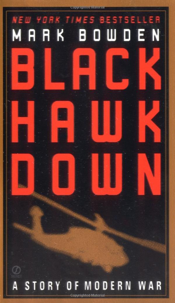 Read Online Black Hawk Down: A Story of Modern War pdf epub