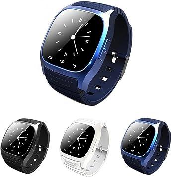 iPro M26 reloj inteligente Bluetooth reloj de pulsera Smartwatch ...