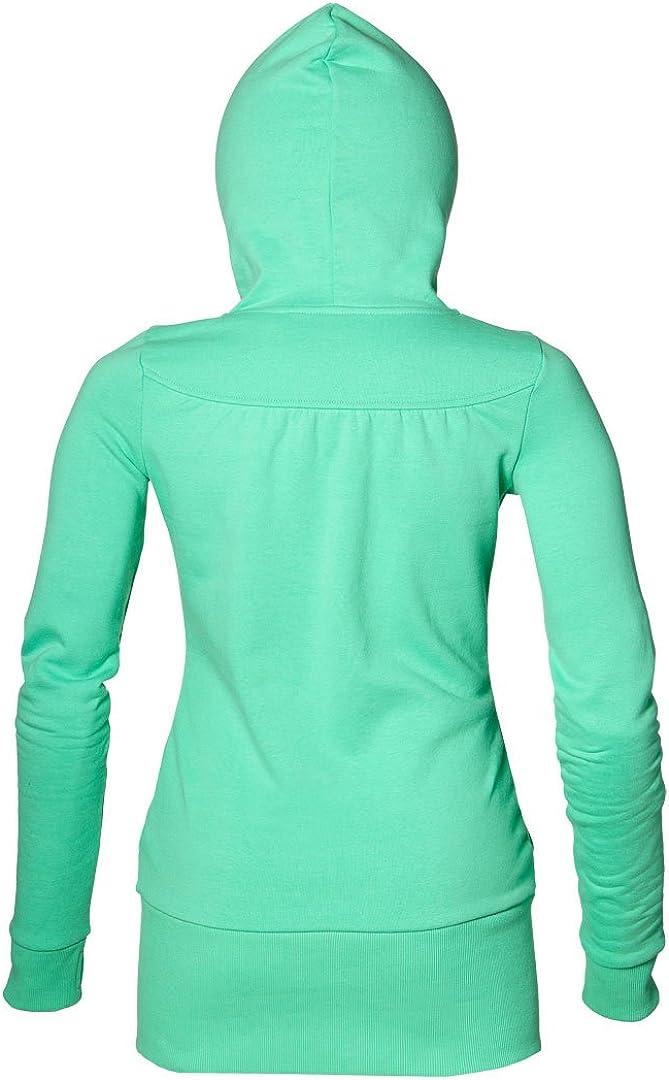 O'Neill Damen Sweatshirt Lw Carpinteria Sweatjacke Spearmint
