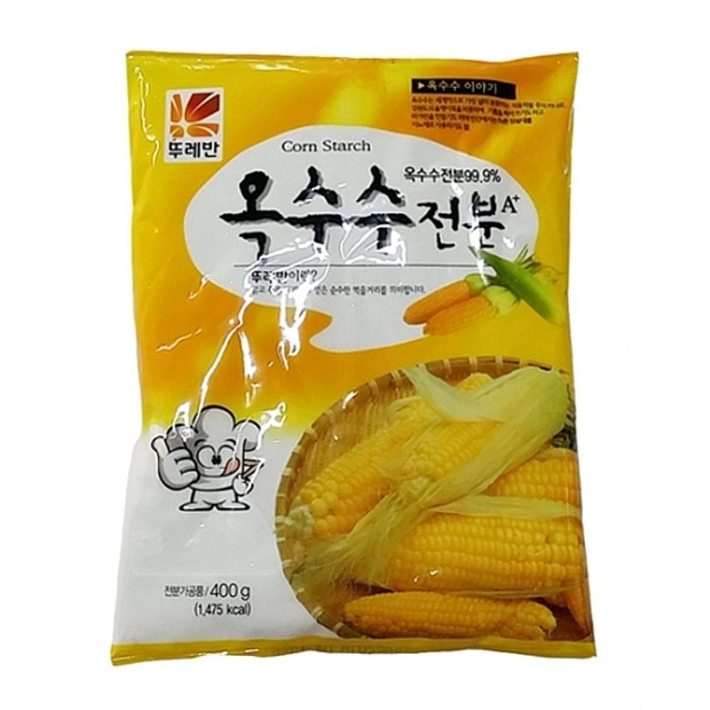 Tureban Corn Starch 400g