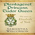 Plantagenet Princess, Tudor Queen: The Story of Elizabeth of York Audiobook by Samantha Wilcoxson Narrated by Rachael Beresford