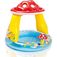 Deals on Intex Mushroom baby Pool 40 x 35-in for Ages 1-3