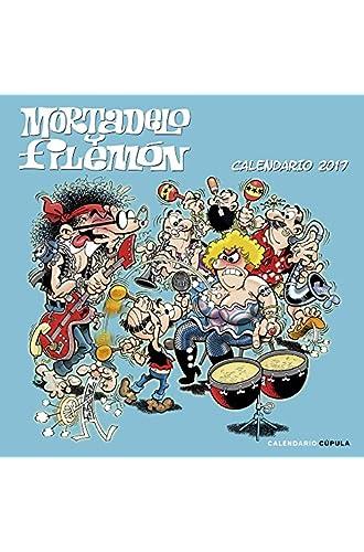 Calendario Mortadelo Y Filemón 2017