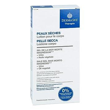 dermasel Loción Corporal Piel Seca 250 ml Cuidado Corporal: Amazon.es: Salud y cuidado personal