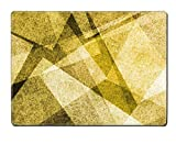 Liili Placemat Natural Rubber Material Image ID 22559201 abstract gold background with white parchment paper geometric shapes texture linen canvas style for graphic designers website template modern