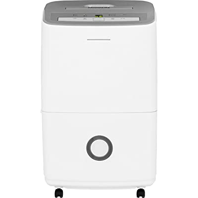 70-Pint Dehumidifier with Effortless Humidity Control