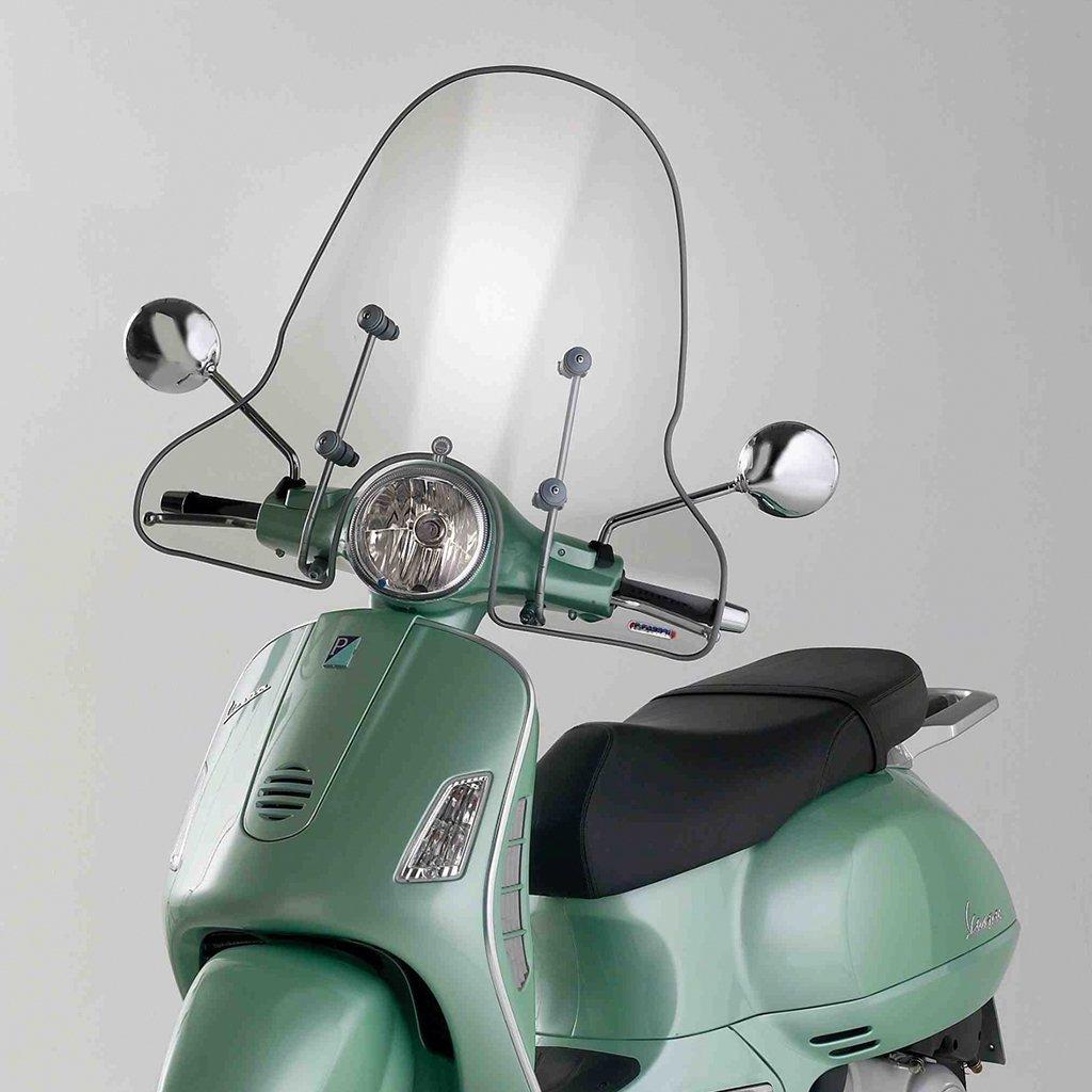 FABBRI - Parabrezza senza bordi VESPA GT 125/200/300 2003/10 Art. 2090/A