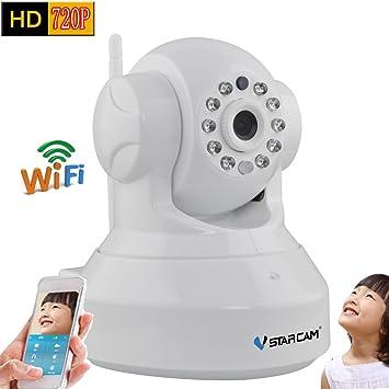 Vstarcam C7837WIP 720P Night Vision Wireless Camera Two-Way Audio Baby Monitor