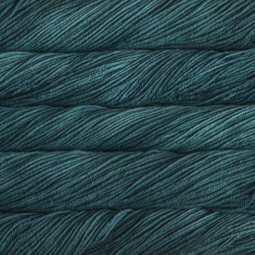 Malabrigo Rios Yarn 412 Teal - Teal Yarn Wool