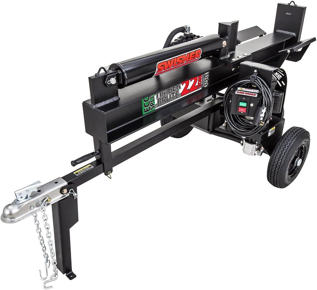 3. Swisher LS22E 22-Ton Electrical Log Splitter