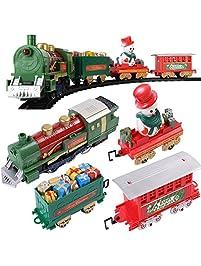Amazon Com Train Sets Toys Amp Games