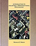 Introduction to Industrial-Organizational Psychology 9780673381880