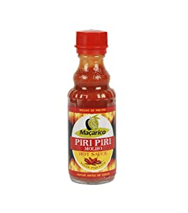 Peri Peri Piri Piri Portuguese Spice Hot Sauce 100g