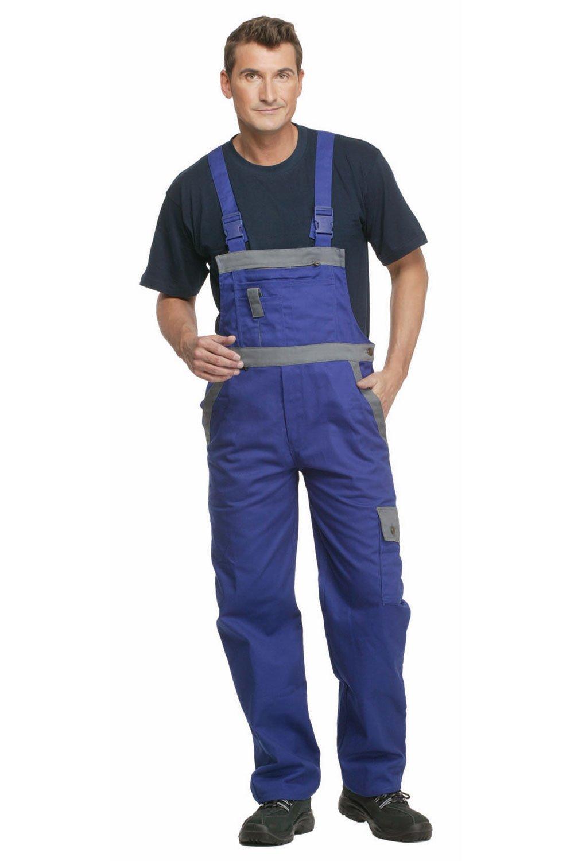 grano azul//gris Charlie barato l13216kg//48/ /Pantal/ón de trabajoSweat Life/ /Pantal/ón de peto para herramientas 48/cm