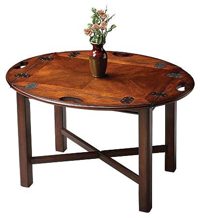Delicieux BUTLER 2427024 CARLISLE PLANTATION CHERRY BUTLER TABLE