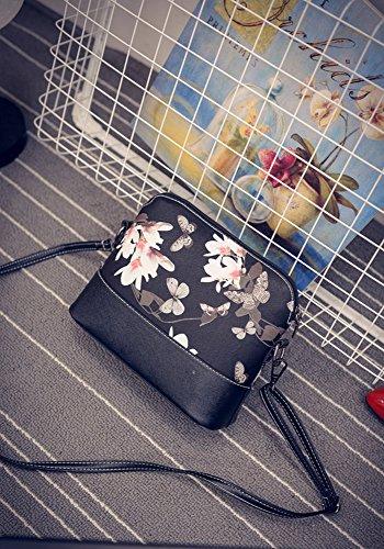 Pelle Donne Bag Borse tm Modello In Tracolla Per Farfalla Fiore Crossbody Niceeshop Le Messenger A CIqxwd77