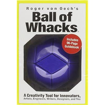 Ball of Whacks Blue: Roger von Oech: Toys & Games