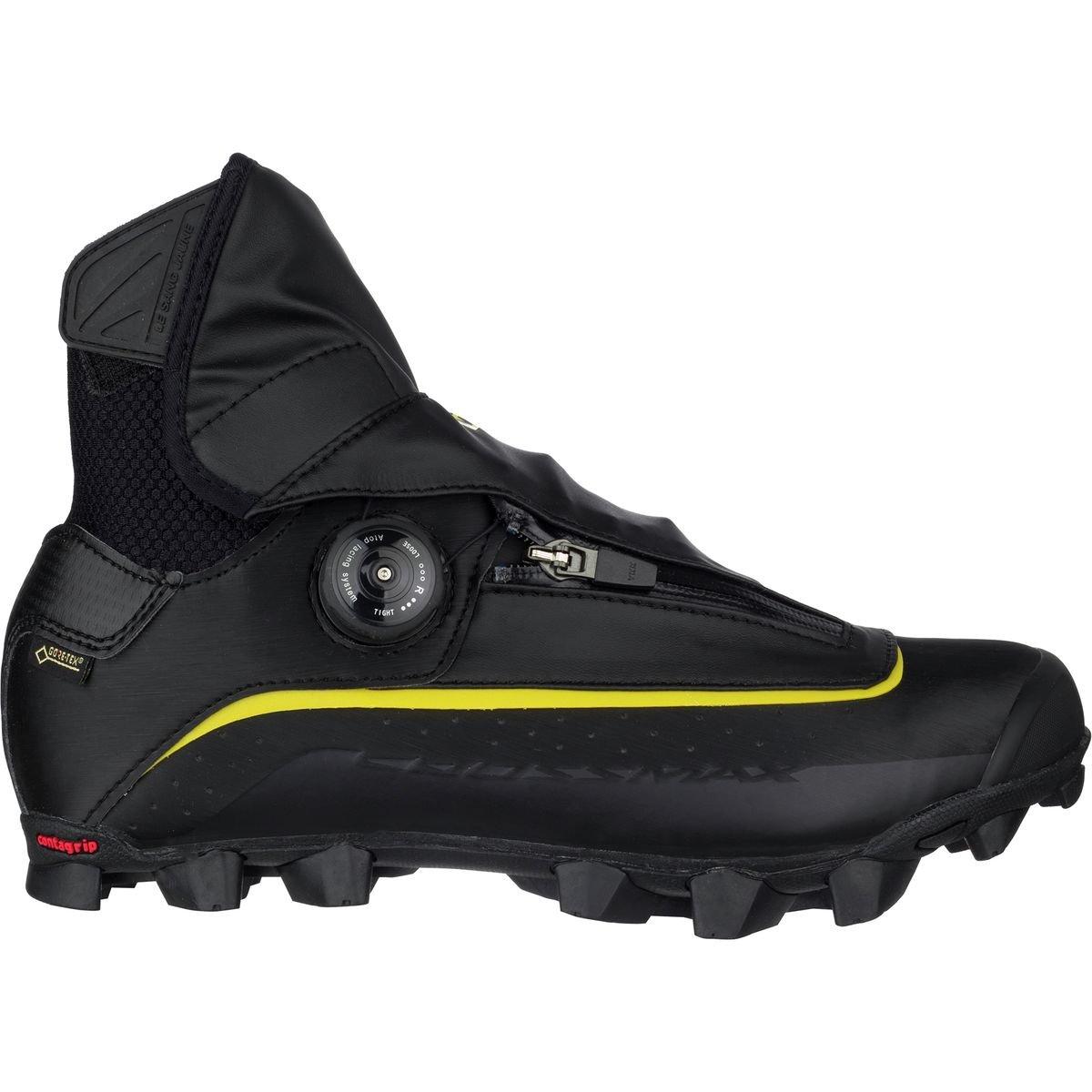 Mavic Crossmax SL Pro Thermo Cycling Shoe - Men's Black, US 12.0/UK 11.5 by Mavic