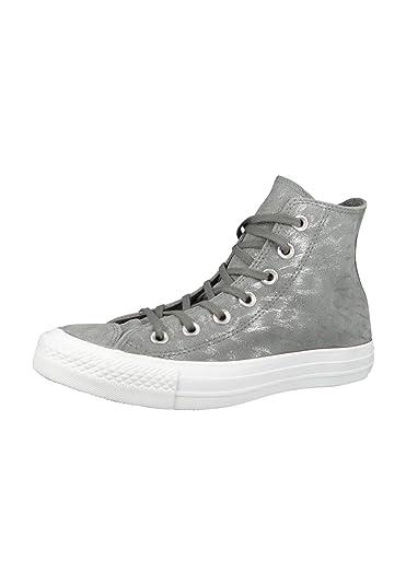 converse all-star gris