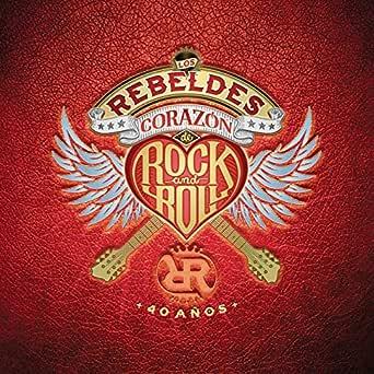 Corazón de Rock and Roll (Remasterizado) de Los Rebeldes en Amazon Music - Amazon.es