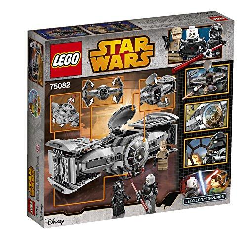 Amazon.com: LEGO Star Wars TIE Advanced Prototype Toy: Toys & Games