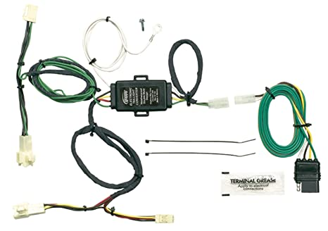 wire harness connectors toyota sienna 2001