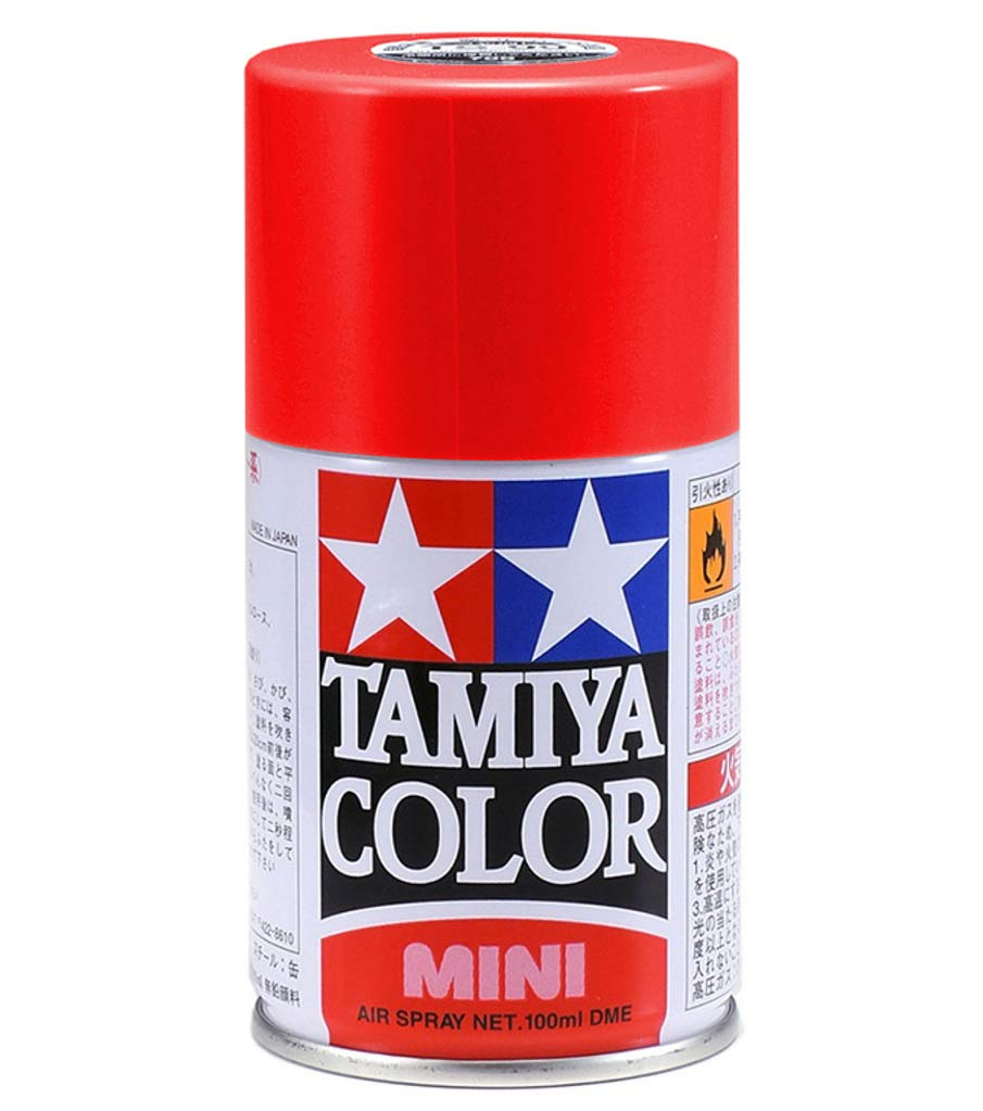 Tamiya 100ml TS-29 Semi Gloss Black 85049-000
