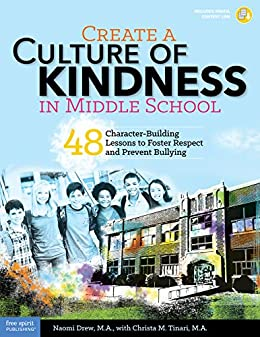 Amazon create a culture of kindness in middle school 48 create a culture of kindness in middle school 48 character building lessons to foster fandeluxe Images