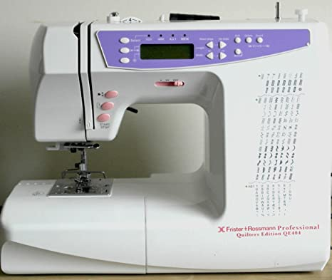 Máquina de Coser Edición Quilter 170 Puntos QE404: Amazon.es: Hogar