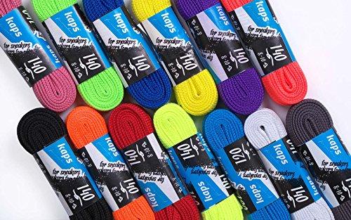 E Lacci Lacci Europa In Viola Per Colori Sneakers Molti 1 Casual Fatto Paio Lunghezze Di Durevoli Qualita Calzature Scarpe Kaps xw7qEE