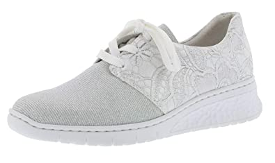 chaussures De Sport Rieker Chaussures Lacets 58129 Femme chaussures lFK1Jc