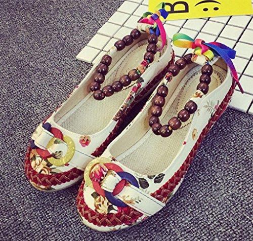 GFONE - Zapatos de tacón  mujer blanco