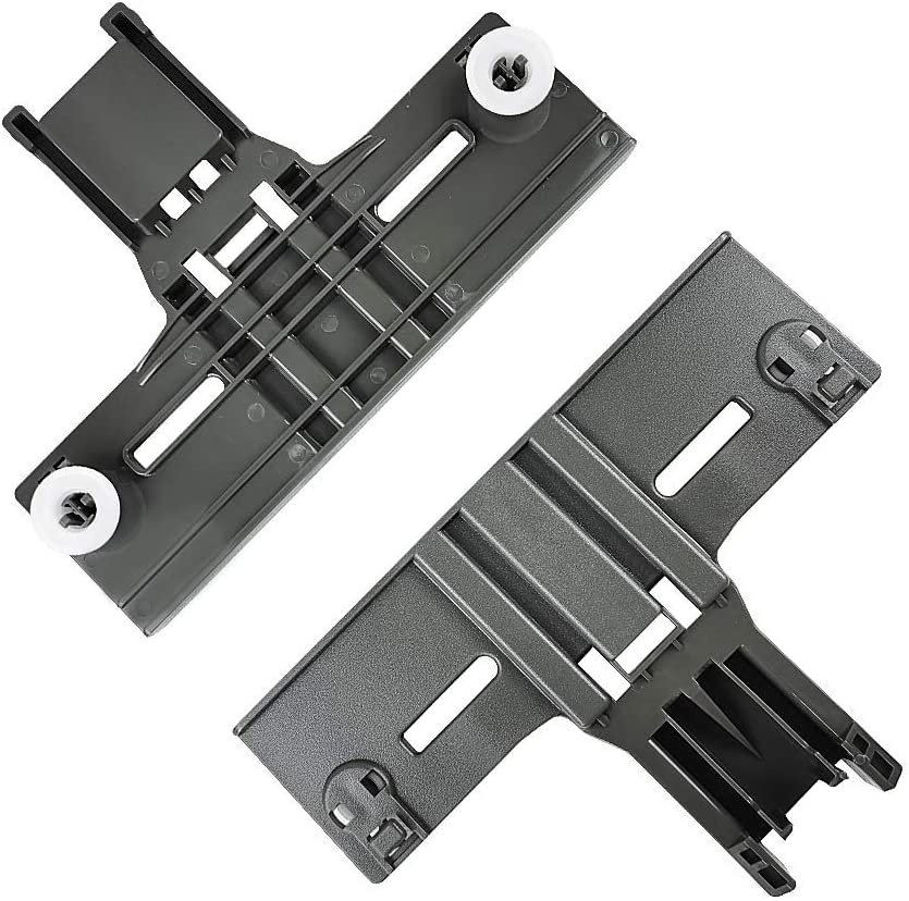 2Pcs W10350375 UPGRADED Dishwasher Top Rack Adjuster Compatible with whirlpool kitchenaid kenmore Replaces W10712395 W10250159 W10350375 3516330 W10712395VP AP5957560