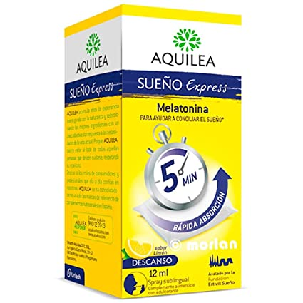 Aquilea Sueño Express Spray Sublingual, 12ml