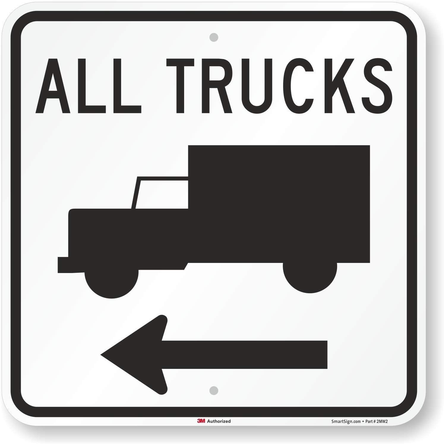 Amazon.com: Todos los camiones (con camión Símbolo & Flecha ...