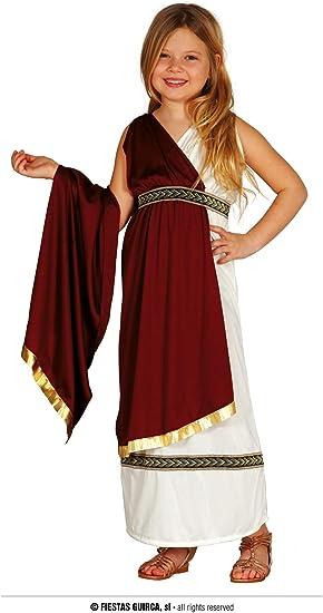 Oferta amazon: FIESTAS GUIRCA Disfraz de Romana Infantil Edad 10 - 12 años