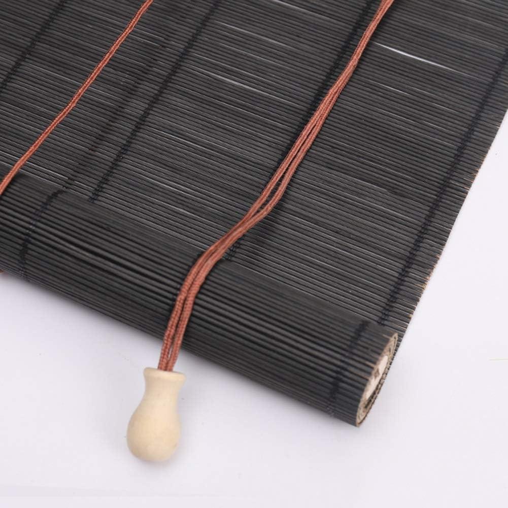 Persiana de bambú Persianas Enrollables para Exteriores ...